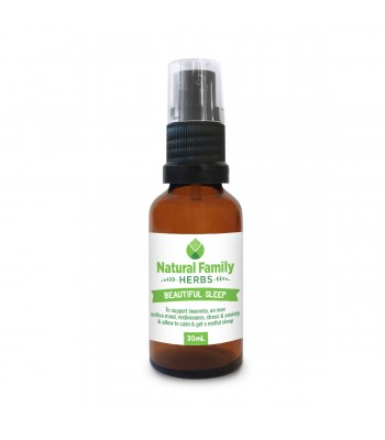 Beautiful Sleep - Natural Family Herbs - 30ml