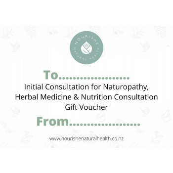 Initial Consult Gift Voucher