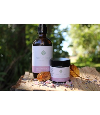 Gift Pack - Pregnancy Oil 200ml and Healing Cream 60ml